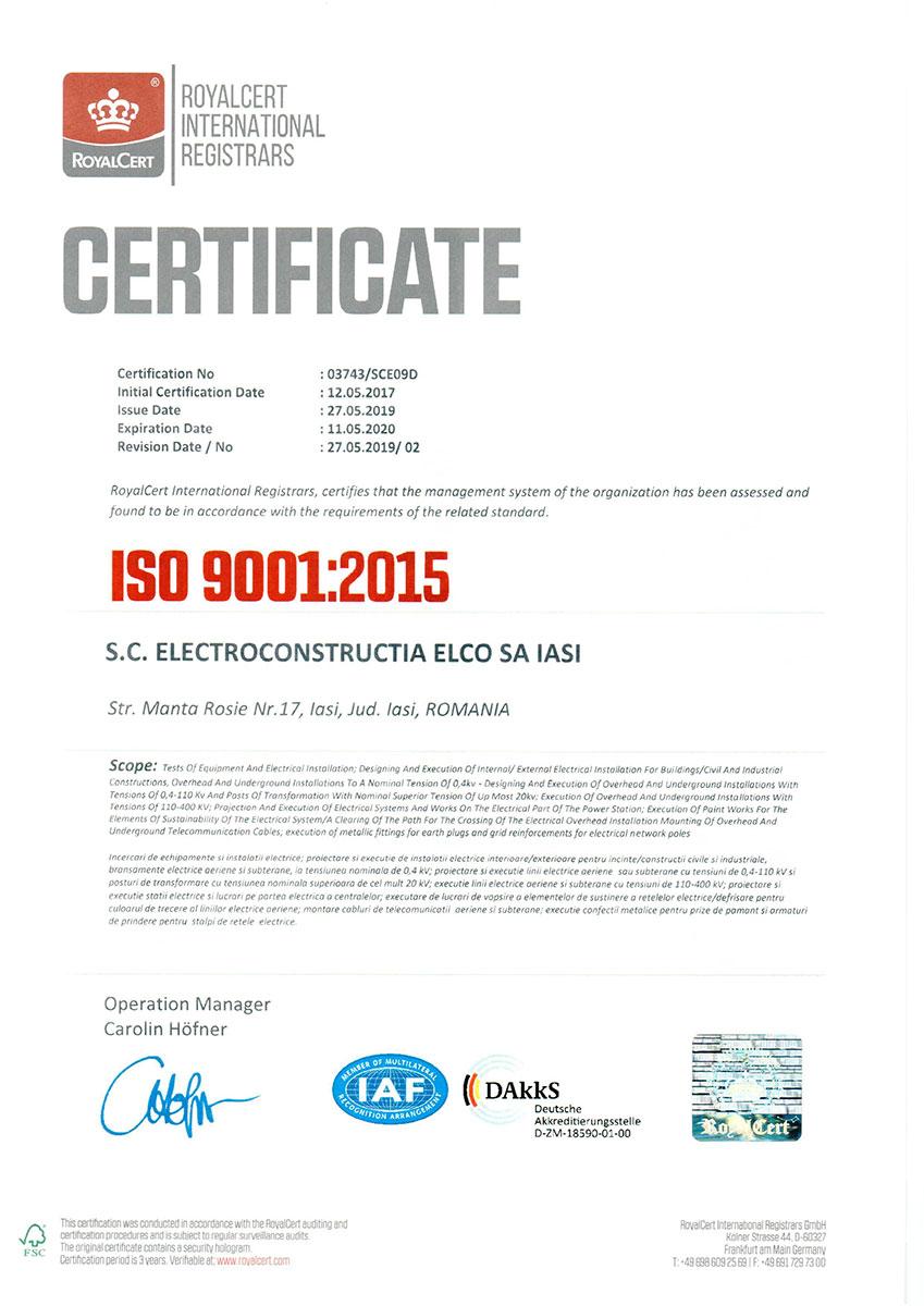 ELCO-Iasi_certificari-ISO-2018-1
